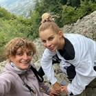 """Нина Николина и Галя от """"Сатен"""" планинарки"""
