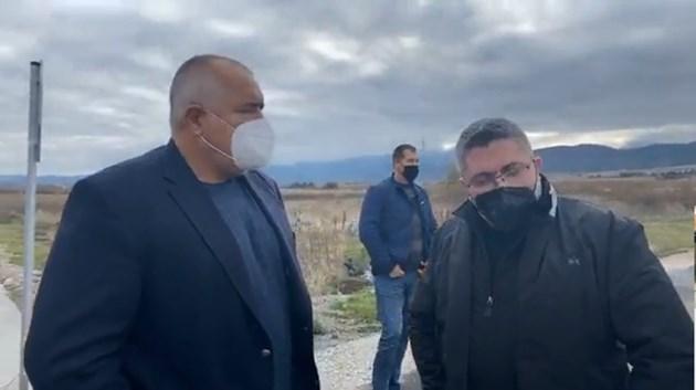 През март ремотират пътя от Самоков през Долна баня до Ихтиман (Видео)
