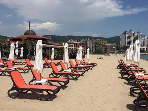 От утре плажовете в Слънчев бряг отварят за туристи
