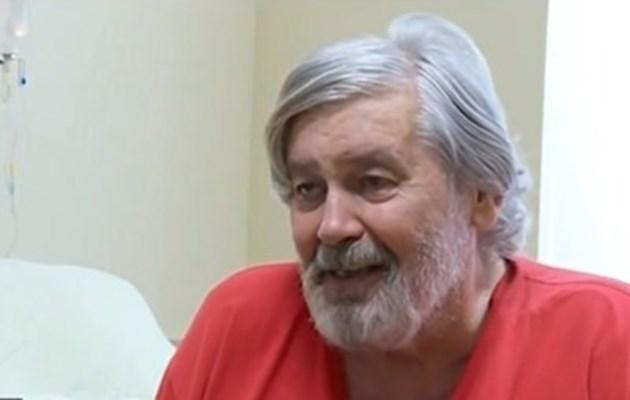 Стефан Данаилов с хипостатична пневмония и полиорганна недостатъчност