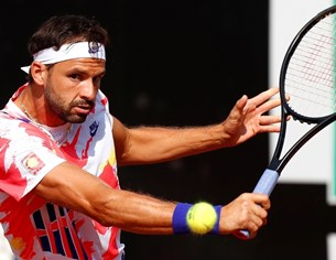 Григор Димитров победи Синер и е на четвъртфинал в Рим (Снимки)