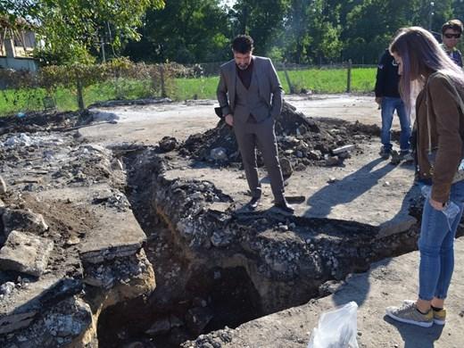 Откриха нов некропол при разкопки в Девня (СНИМКИ)