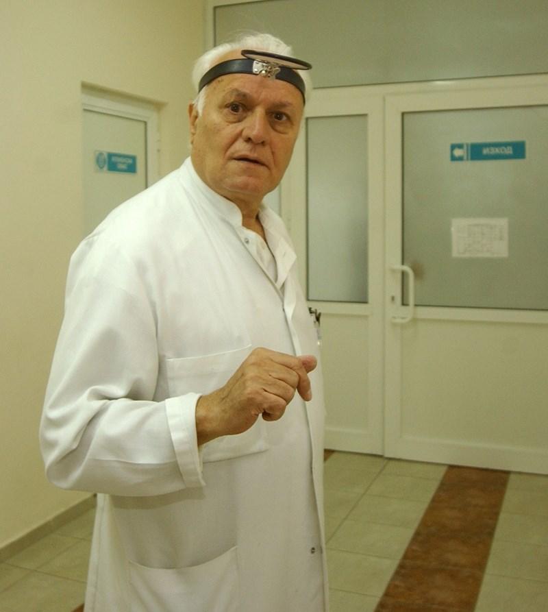 Проф. Иван Ценев