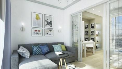 Как да създадем пространство в малкото жилище (галерия)