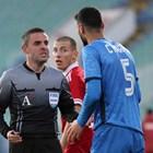 """Шефът на съдиите Костадин Гергинов: Нямаше дузпа срещу """"Левски""""!"""