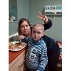9-годишният Реян от ИСУЛ:  Заедно ще преборим левкемията