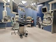 Нови зали за безкръвни операции във ВМА