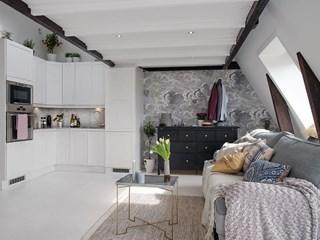 Скрита спалня в мансардата (галерия)