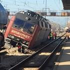 Катастрофиралият локомотив прокълнат!