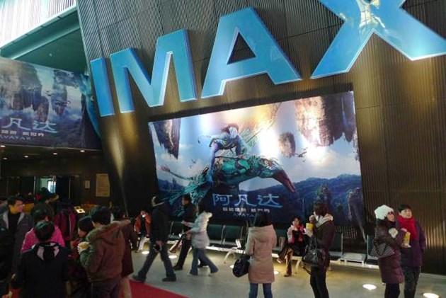 IMAX отчита значително подобряване на приходите в Китай