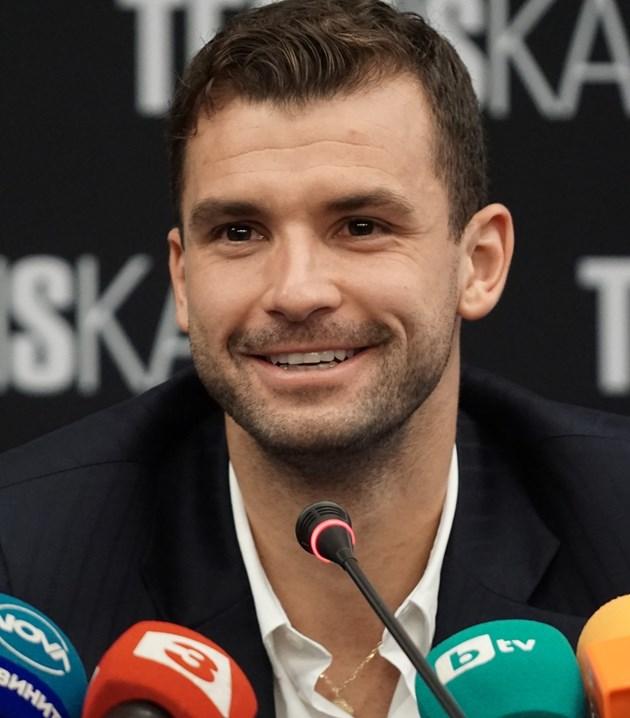 Григор Димитров и Димитър Бербатов - най-влиятелните и  скъпи БГ инфлуенсъри