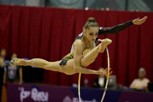 Легендата Мария Гигова: Без публика гимнастиката губи смисъл