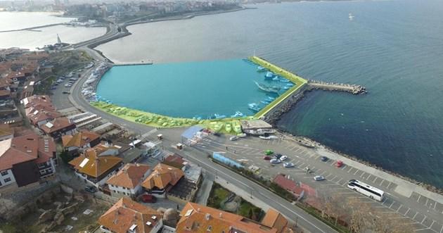"""Пристанища, стадион """"Герена"""" и минерални извори - на концесия"""