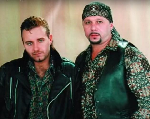 Ивалин (вляво) и Пламен бяха на върха на славата през 90-те години