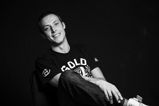 Синът Стефан - режисьор, музикант и рапър