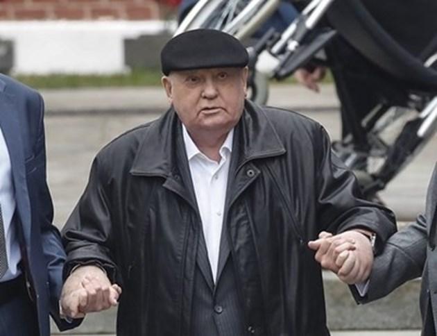 """Журналист: Горбачов е в много лошо здраве, отказа да гледа """"Чернобил"""", защото му е тежко"""