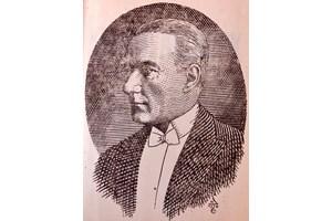 Графика на Ататюрк от Христо Лозев