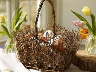 Направи си сам кошнички за Великден (галерия)
