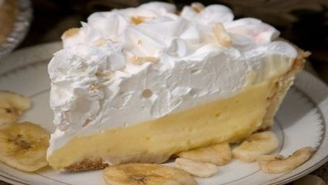 Бананова торта без печене