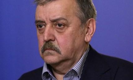 Кантарджиев: Съмнително малко нови случаи на COVID обявяват