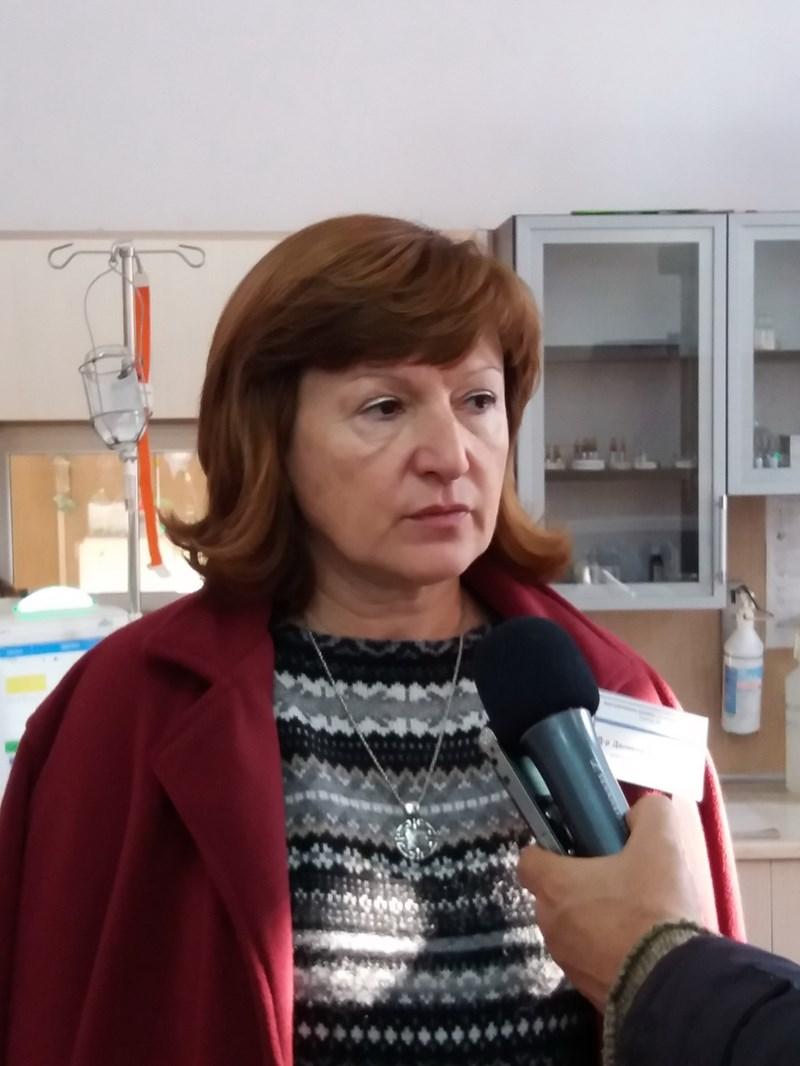 Животът на хората зависи от качеството на съвременната апаратура, категорична е д-р Даниела Костадинова.