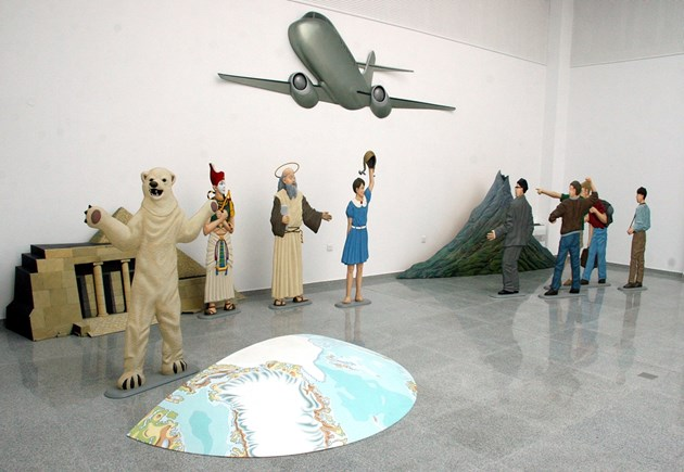 90 знакови творци представя в Пловдив най-голямата немска пътуваща изложба