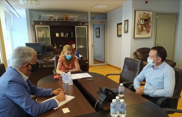 Министър Николова: Германия ни е приоритетен туристически пазар и партньор