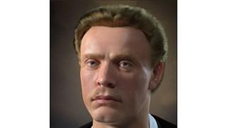 3D портрет на Васил Левски стана сензация във Facebook