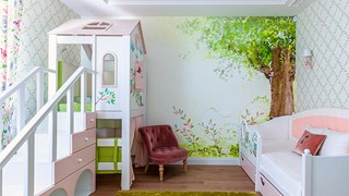 13 идеи за интересен интериор в детската стая