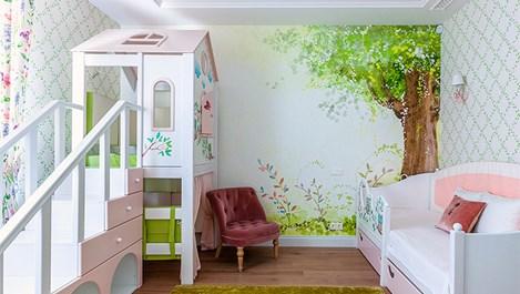 Идеи за интересен интериор в детската стая