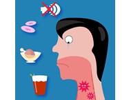 Как се лекува болно гърло с домашни средства