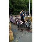 Българският Франкенщайн твори с боклуци