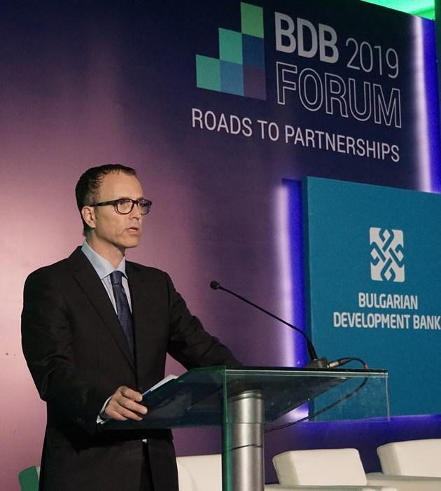 ББР ще финансира проекти по Механизма за свързване на Европа