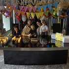 Рамос празнува у дома
