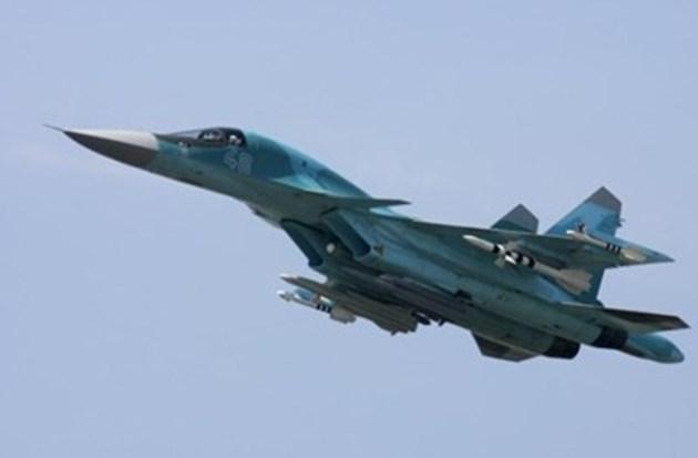 Руски Су-34 се разби край границата с Китай