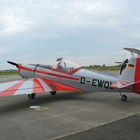 Спортен самолет падна при акробатичен полет в Сърбия, пилотът е загинал