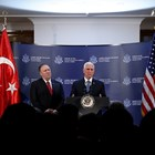 САЩ и Турция са договорили прекратяване на огъня в Сирия