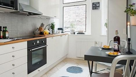 Идеи за миниатюрни кухни (галерия)