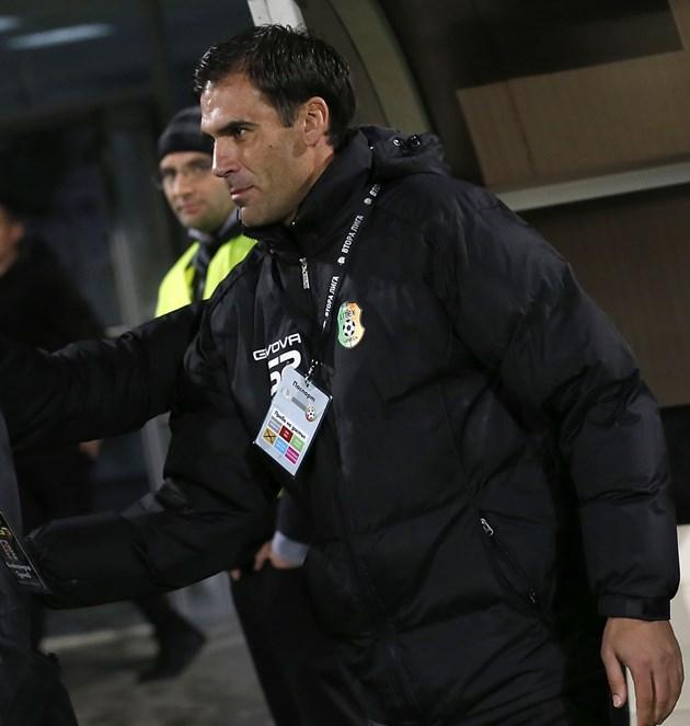 """""""Литекс"""" пробва албански нападател"""
