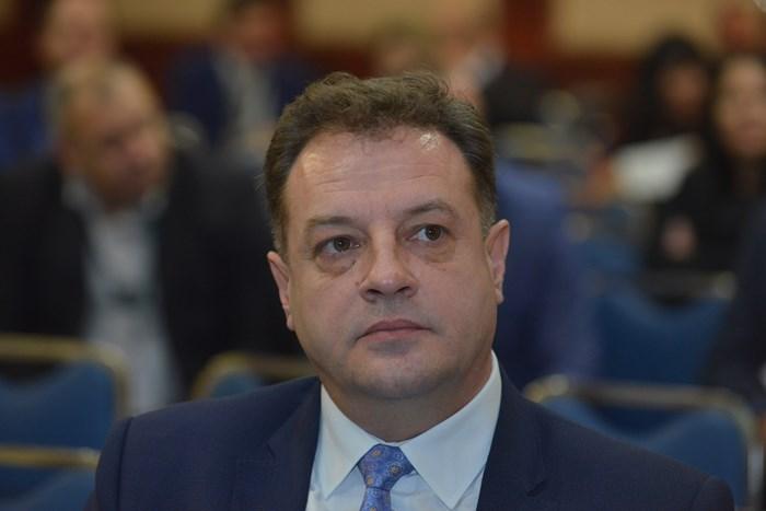 Даниел Панов, кмет на Велико Търново и председател на Управителния съвет на НСОРБ