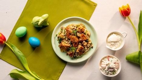 Съвети и вкусни идеи с български продукти за Великден