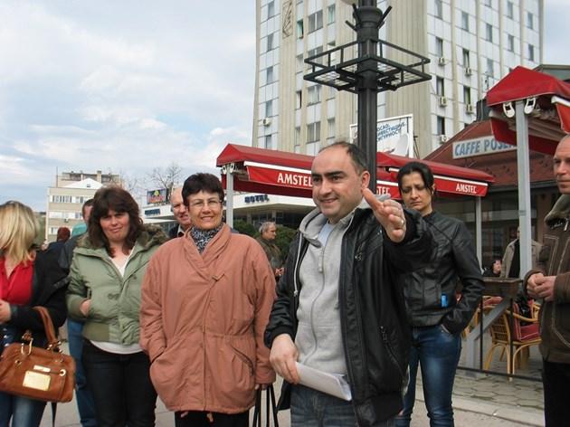 Д-р Валентин Янев от Първа градска зове: Сърбия, върни ни Западните покрайнини!