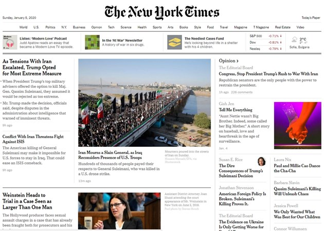 Защо новинарските сайтове ще стават платени