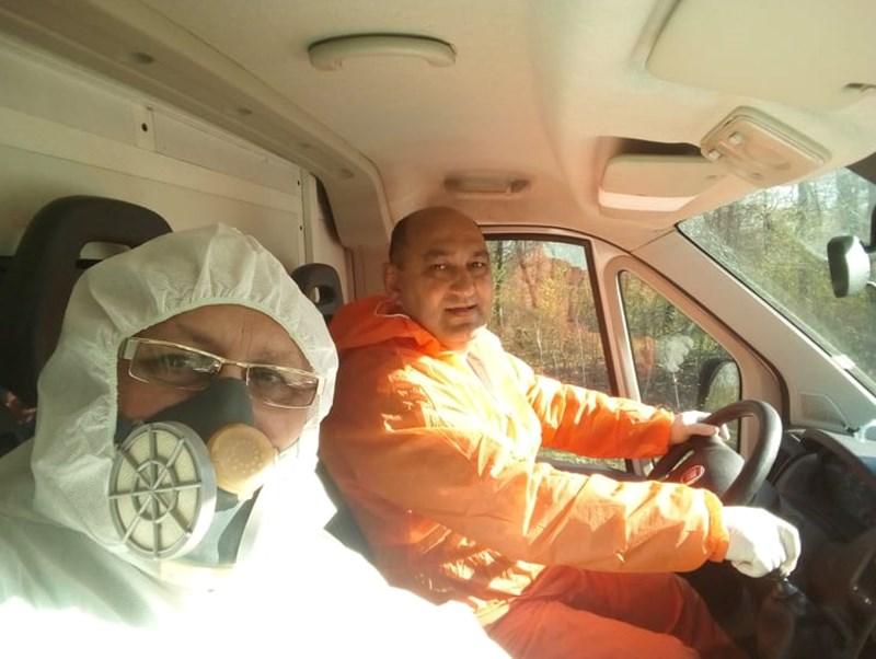 С една линейка обикалят 31 села