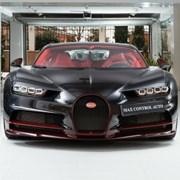 Софийска автокъща продава Bugatti Chiron за 3 млн. евро