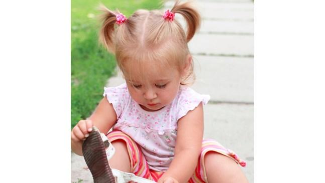 Как е правилно да реагирам, когато детето падне?
