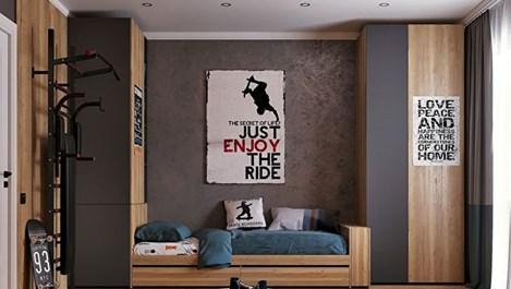 Идеи за стаята на тийнейджъра (галерия)