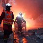 Улиците във Франция пак пламнаха заради закона за глобална сигурност (Снимки)