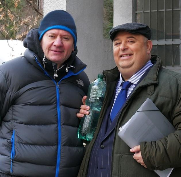 Любо Нейков и Милошев разделиха бизнеса
