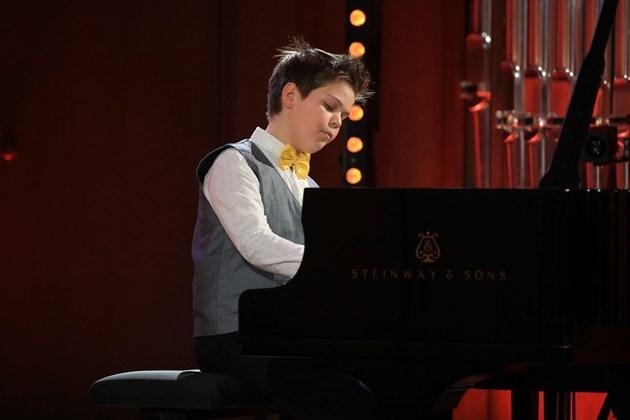 Малкия Моцарт мечтае за Чайковски